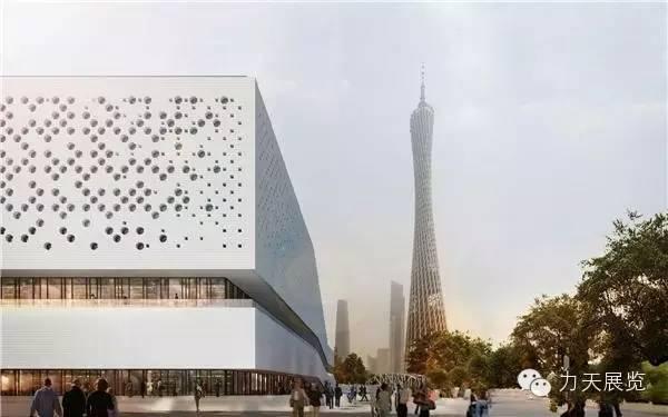未来广州文化新地标——美不胜收