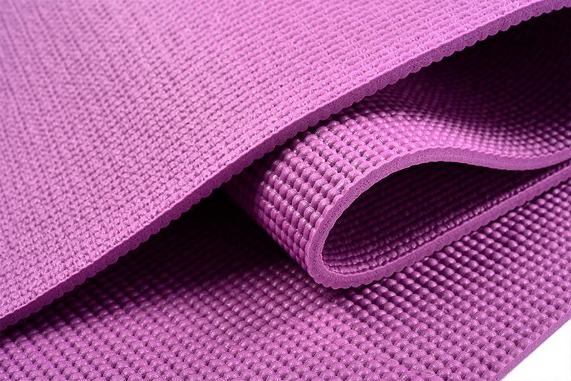 PVC单色瑜伽垫