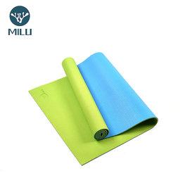 杭州朗群|双色PVC瑜伽垫