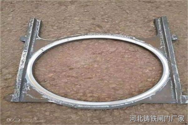 锡林浩特圆形铸铁闸门实力厂家