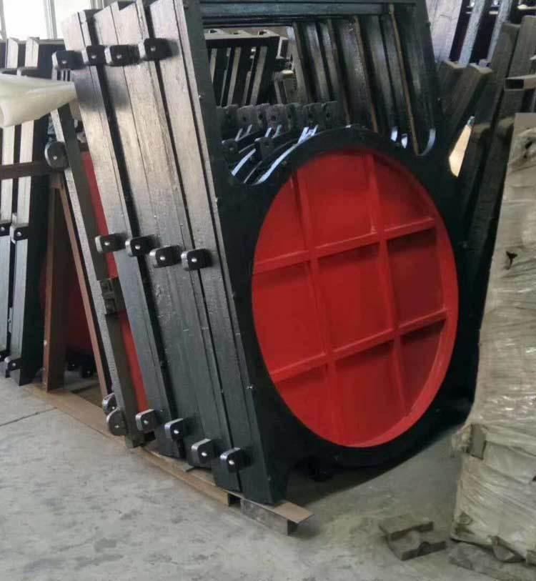 肇庆铸铁镶铜闸门
