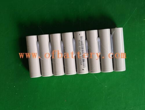 power 18650 battery cell