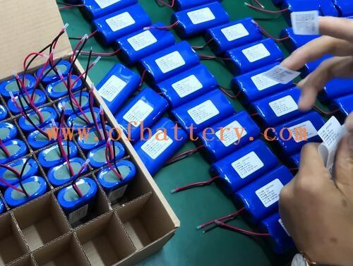 Dongguan lithium battery manufacturers