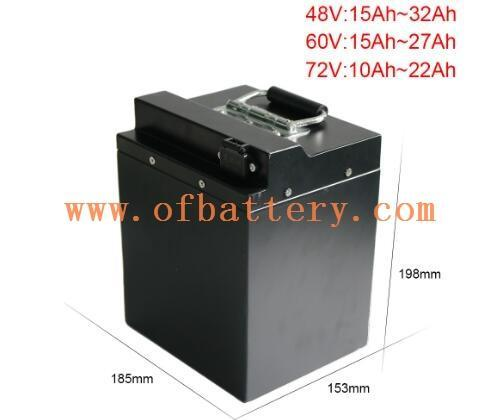 60V20Ah electric car lithium battery