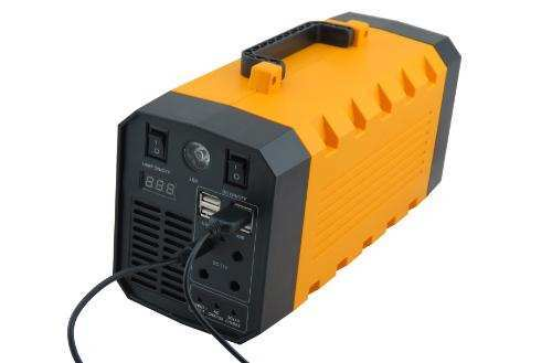 this is Energy storage emergency power supply