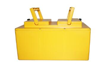 Electric tricycle battery