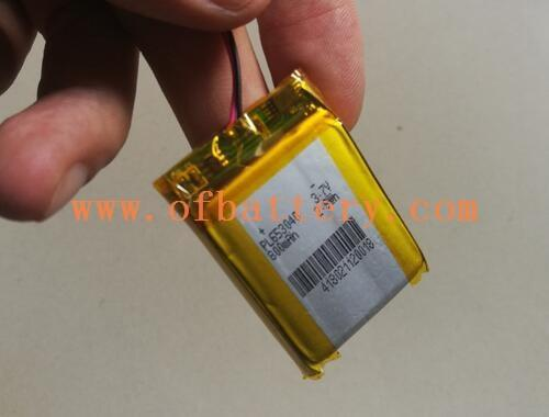 this is 653040 Polymer lithium battery