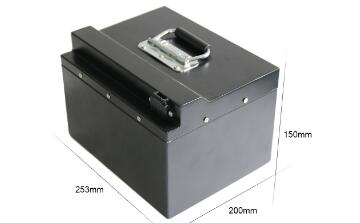 Lithium battery for 60V electric vehicle