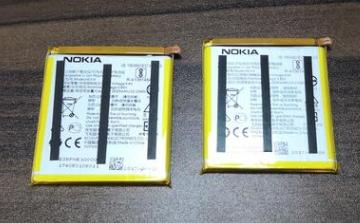 Lithium polymer mobile phone battery图片展示