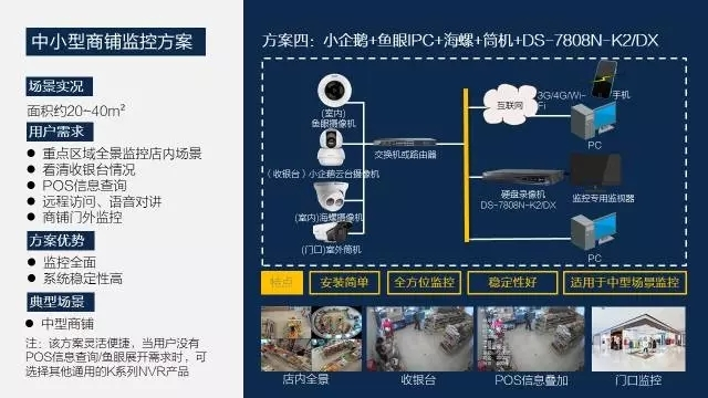重庆商铺监控安装