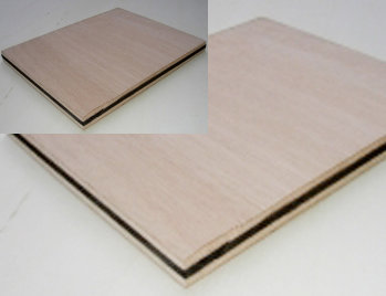 Sound Reducing Plywood