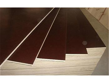 Brown film plywood for formwork