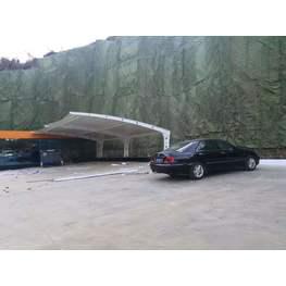 膜结构车棚10