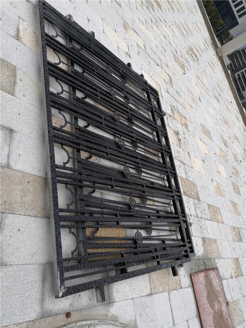 贵阳铁艺护栏