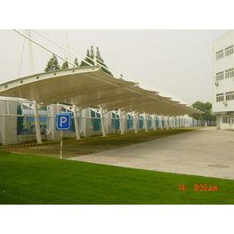 贵州膜结构车棚