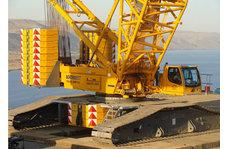 森源新款250吨吊车历经2000多次检测