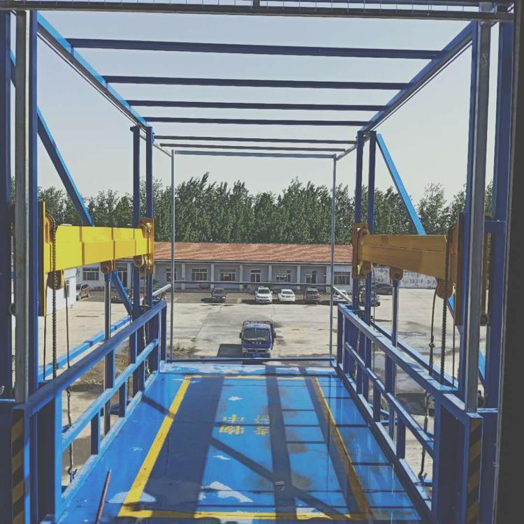 货梯升降机电梯工厂货梯尺寸标准厂房货梯工业升降货梯 价格液压货梯无机房货梯
