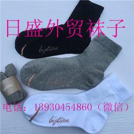 外贸袜子图片