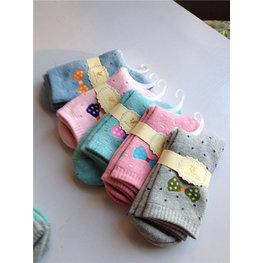 外贸毛巾袜