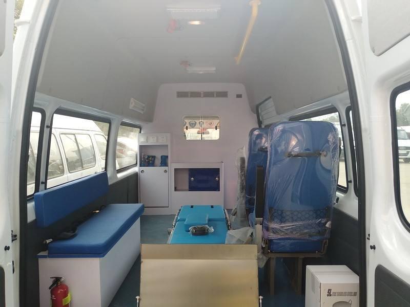 转运型救护车销售
