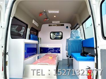 运输型救护车