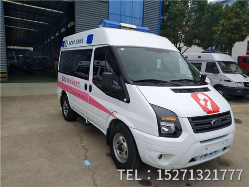 福特V348救护车