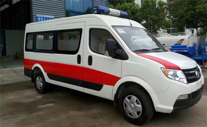 东风御风长轴监护型救护车