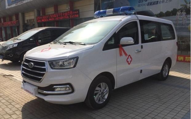 江淮瑞风M4医疗车
