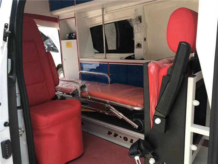 监护型救护车15271321777