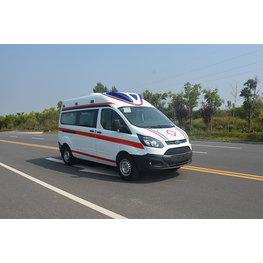 新全顺V362医疗车