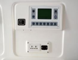 液晶集成控制面板.