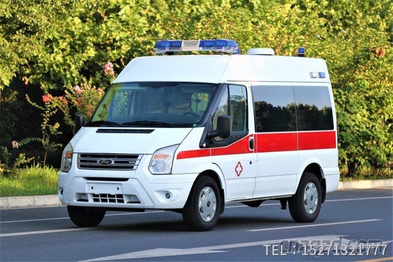 V348短轴普通型救护车