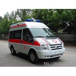 新世代V348短轴中顶救护车