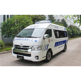 丰田大海狮重症监护型救护车