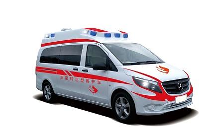 妇婴监护型救护车