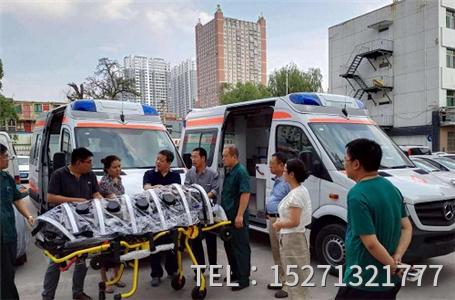 防疫型救护车