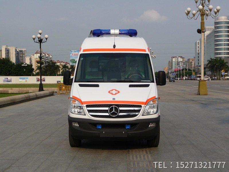 奔驰救护车