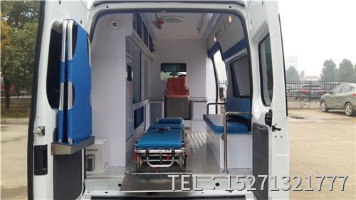 江铃全顺救护车销售15271321777