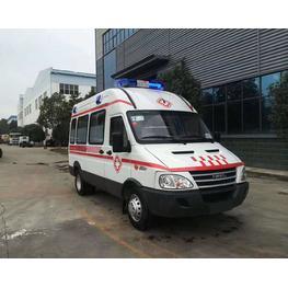 依维柯宝迪监护型救护车