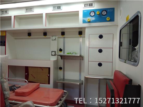 大通自动档救护车15271321777