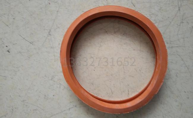 牛筋材質的混凝土泵管膠圈
