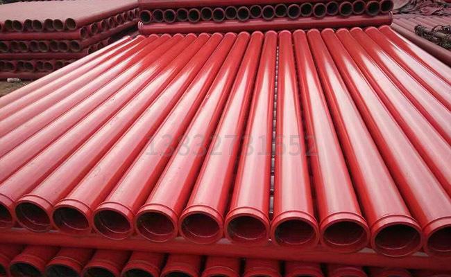 混凝土泵管的重量是多少