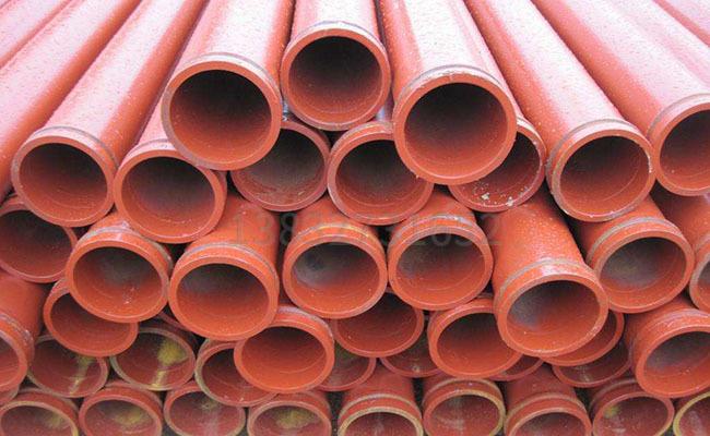 混凝土泵管外直徑是多少