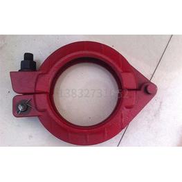 DN150规格泵车管卡