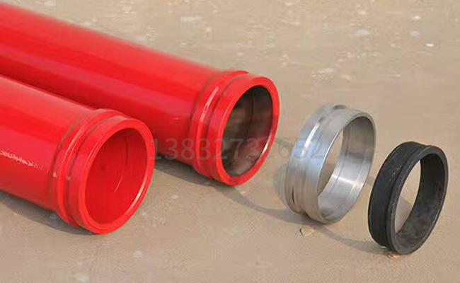 混凝土泵管接头直径是多少
