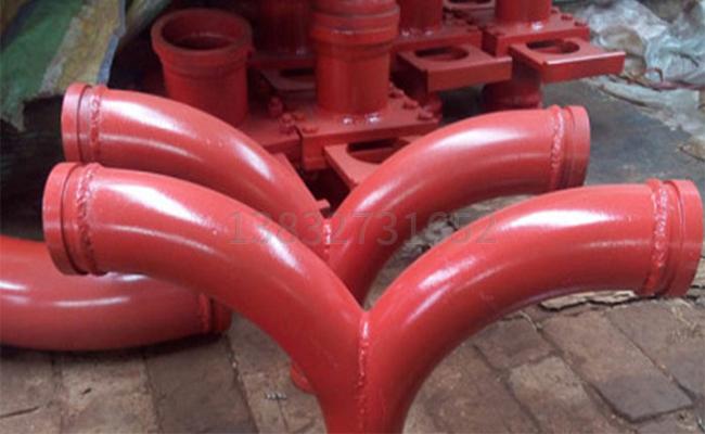 泵管彎頭的規格型號有幾種