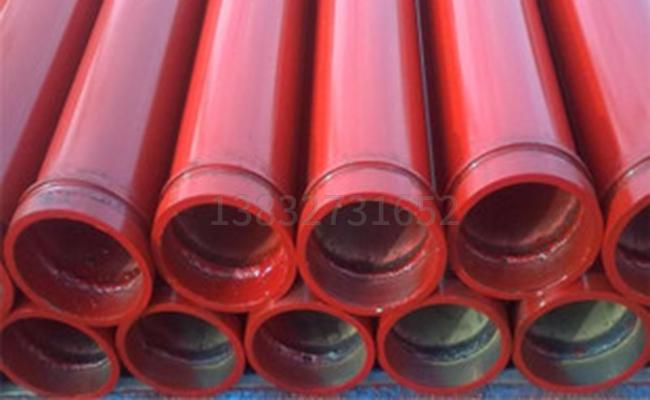 80细石混凝土泵管的图片