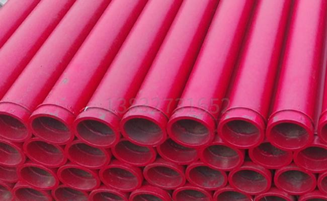 常用的混凝土泵管尺寸有哪几种