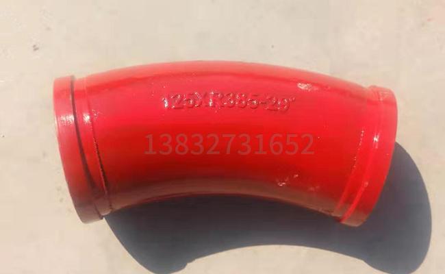 混凝土泵管弯头规格有哪些