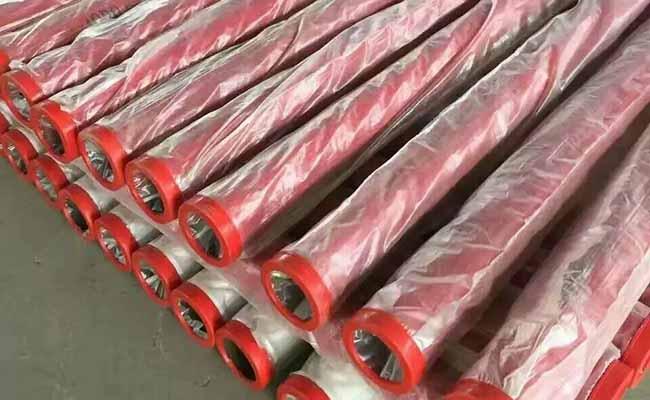 3萬方泵車輸送泵管